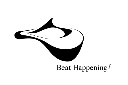 Beat Happening!渋谷に於ける超POP感覚MAX!