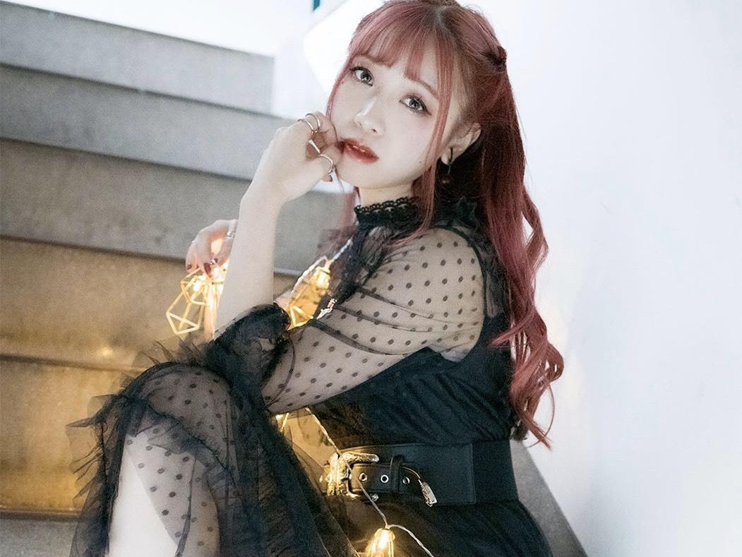 桜野羽咲 2nd single発売記念LIVE『羽咲中毒 ~闇夜の歌姫~』