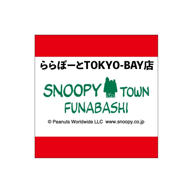 ららぽーとTOKYO-BAY店 スヌーピータウンショップ 2021年  新春スペシャルバッグ  抽選販売