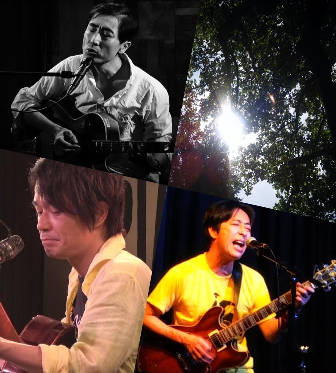 『Singin' Gypsies』出演:中馬昇 / もり / 局洋次郎 / 加藤雅之