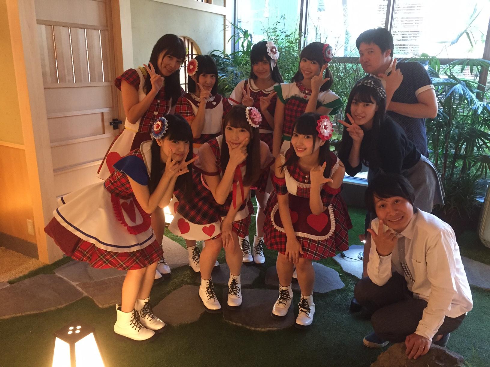 2月16日(木)TV・ラジオ公開収録イベント 「MUSE 9!」