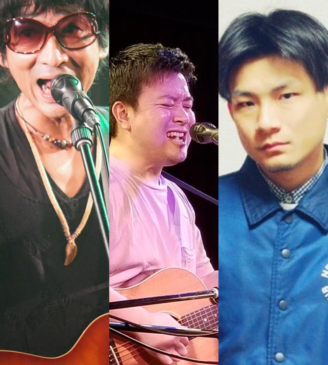 『白昼夢』出演:KEN_BC / 立山大二郎 / ウチウミナオヤ