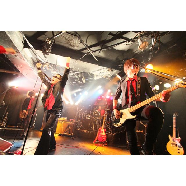 """FF0000/TheeBlackdoorBlues/ドカンズ福井コウダイ : """"65DAY ~ロッゴディ~"""""""