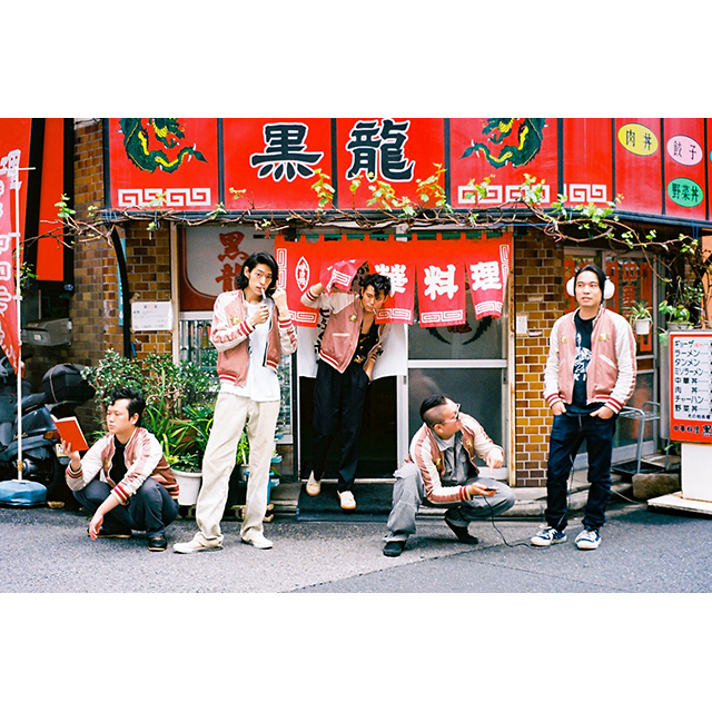 "THE TOKYO/NAkidZ/JOHNNY PANDORA/黄金狂時代/他 : ""あけおめギグ'19 ~2019年も残り361日、寒い(361)か?いや、今年もアツイ!編~"""
