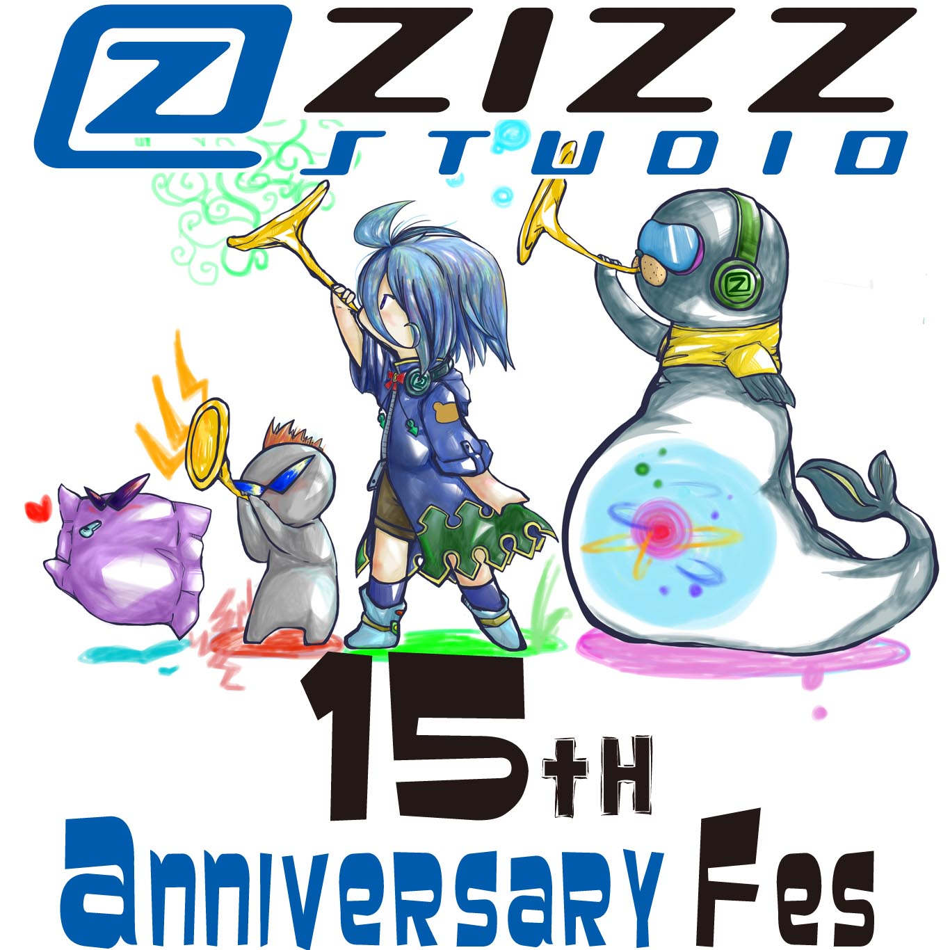 ZIZZ STUDIO 15th Anniversary Fes