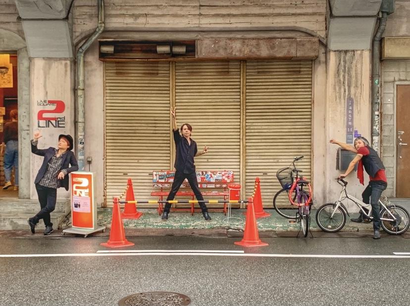 """'' ソーシャルディスタンず 〜ZIGZO その後に〜 """" 12/6 大阪"""
