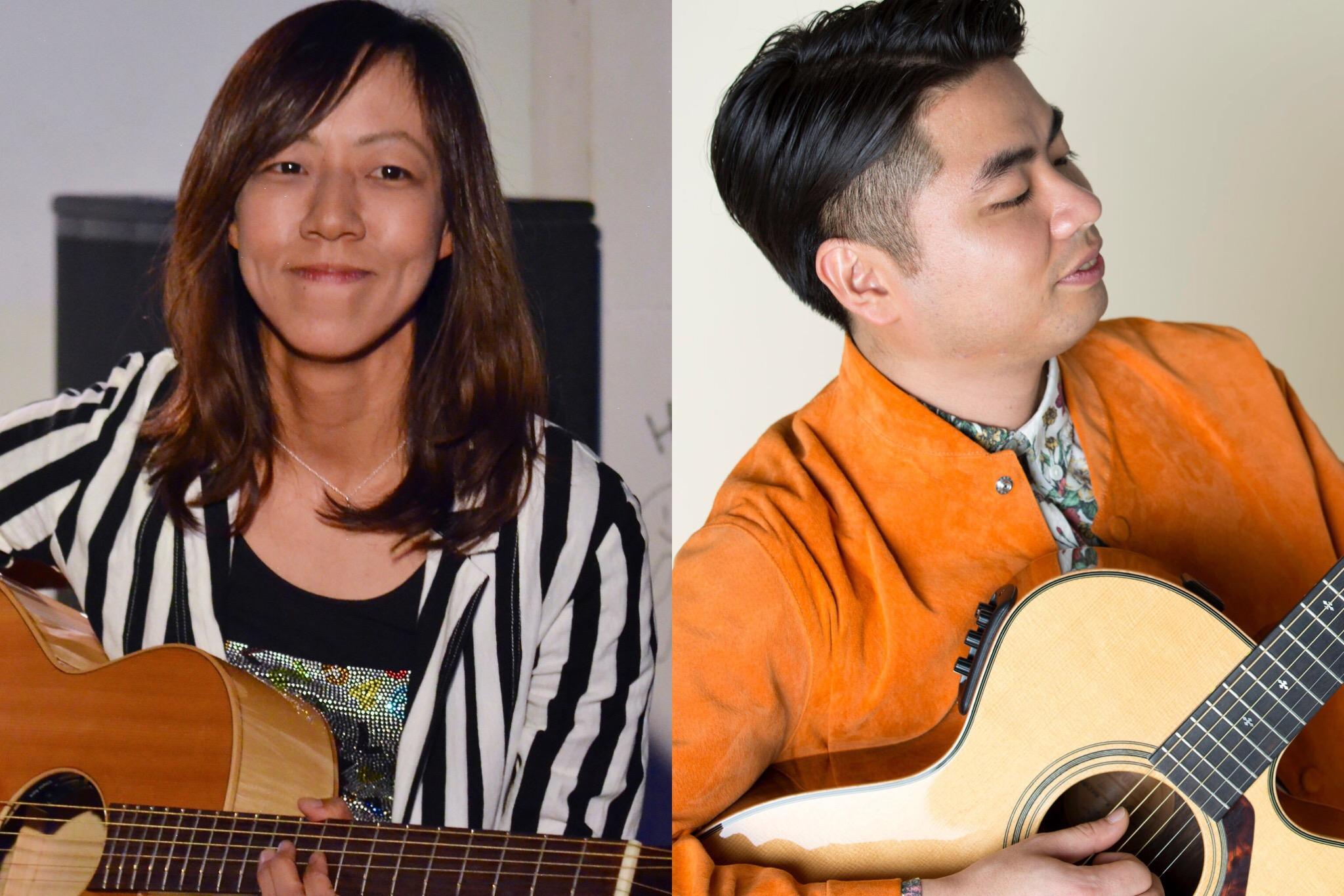 安達久美 & 三浦拓也 Acoustic Guitar Duo