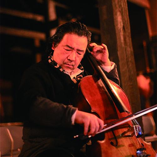 小澤洋介 無伴奏チェロの夕べ