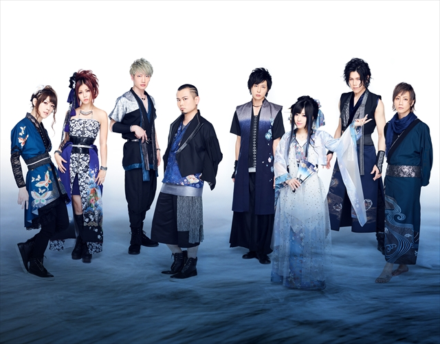 [October 27th/Taipei] Wagakki Band LIVE in TAIPEI 2018 (provisional)