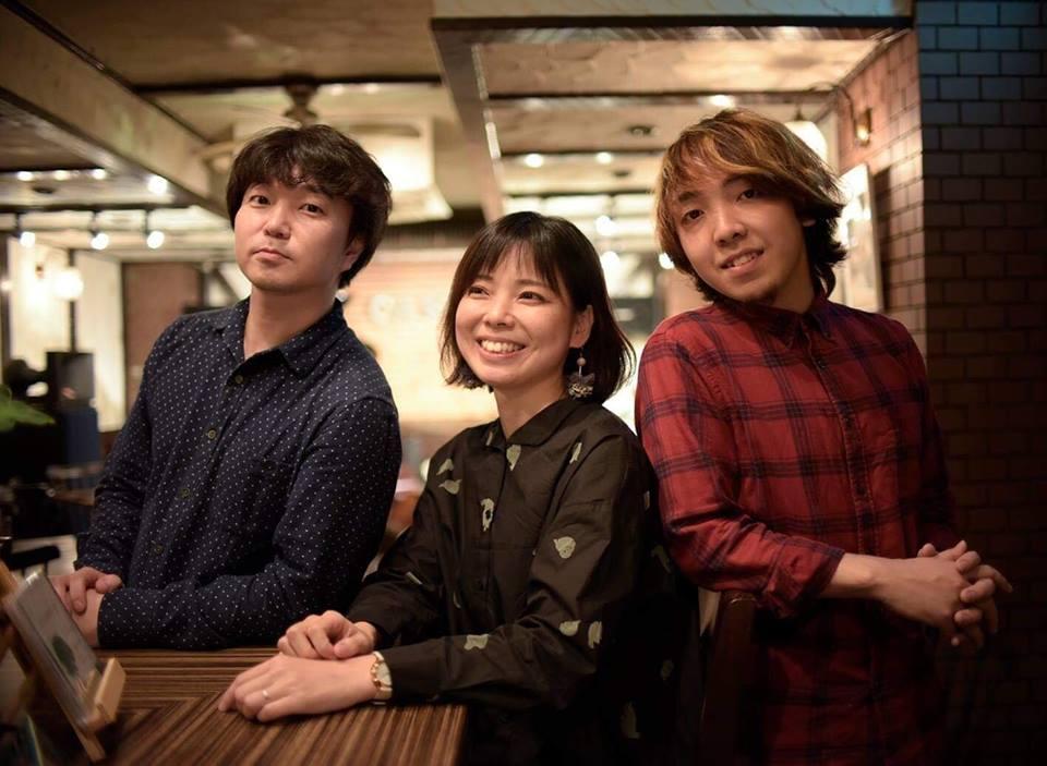上長根明子Trio 1stアルバムリリースライブ