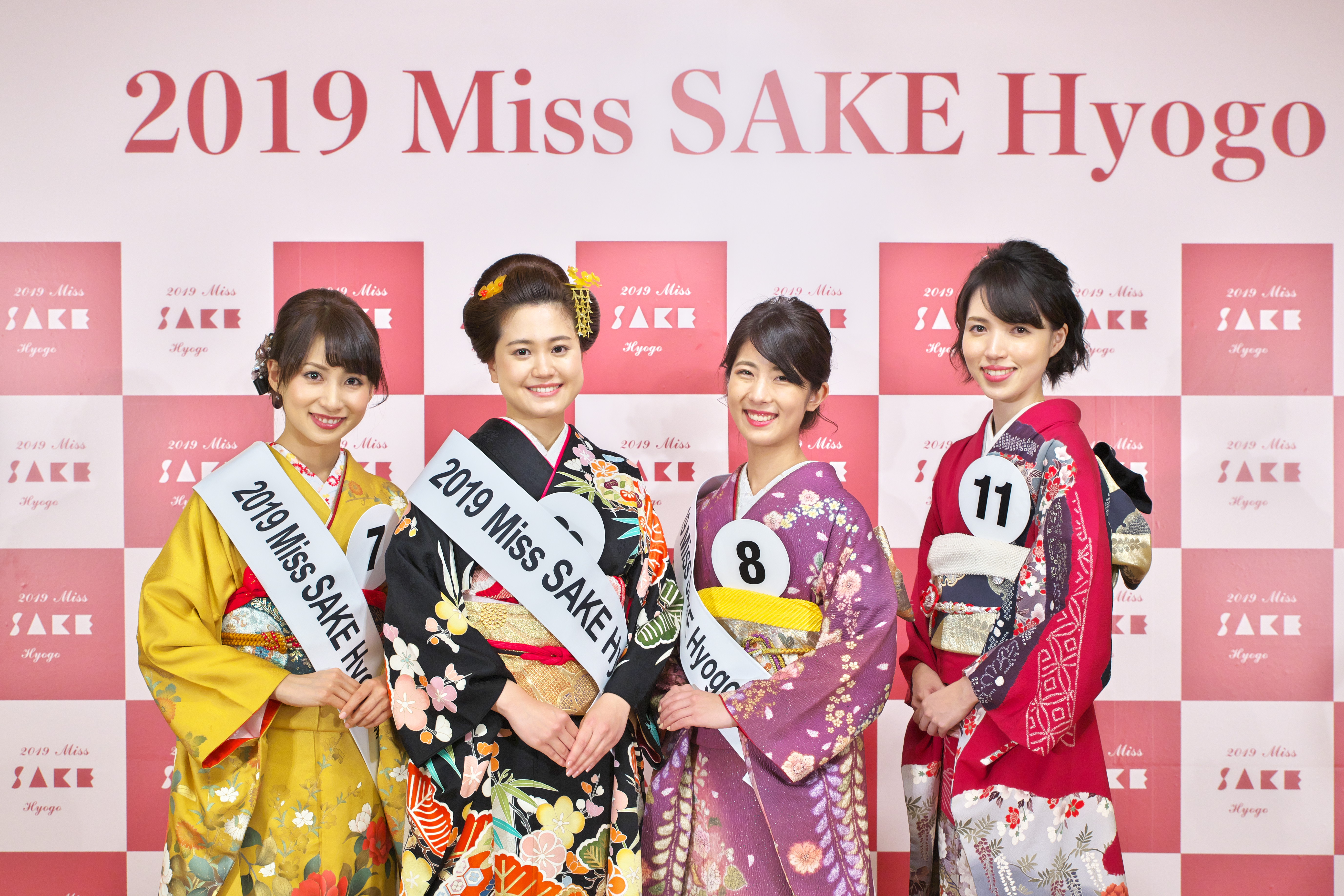 2020 Miss SAKE Hyogo(ミス日本酒兵庫)最終選考会