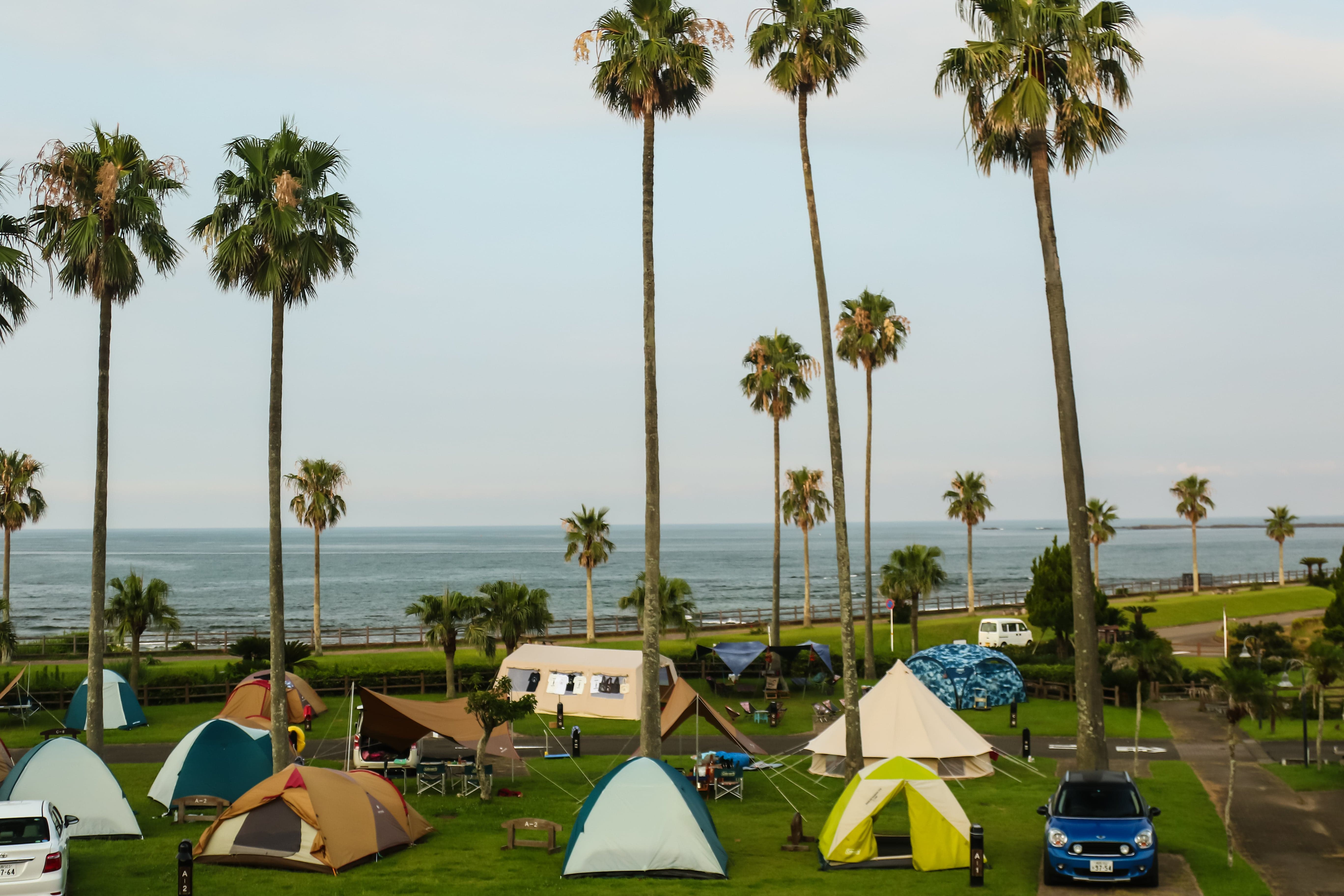 KEMPBELL CAMP 2018   YOGA & SURF CAMP in MIYAZAKI