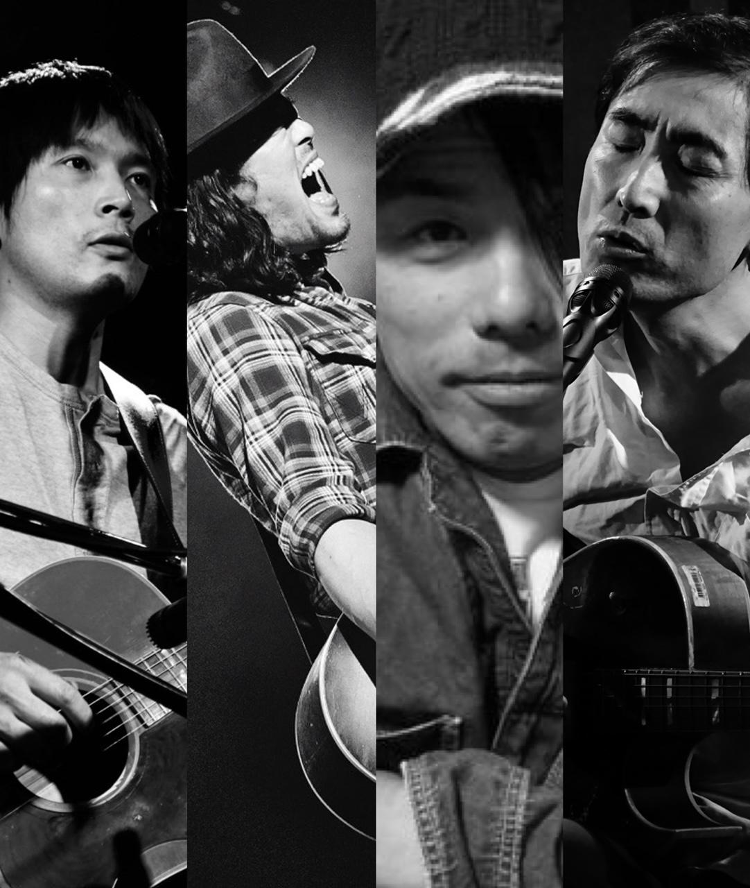 『転がる石 蹴飛ばす夜』出演:池森洋介 / ピース / 早川理史 / 中馬昇