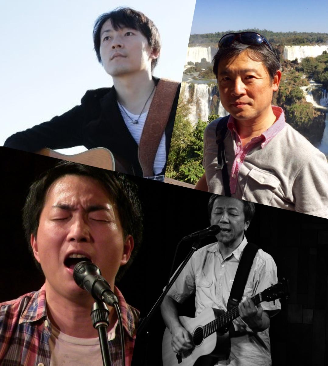 『日々是歌日和』出演:齋藤優 / ZENKYU / 青海 / 土肥一也