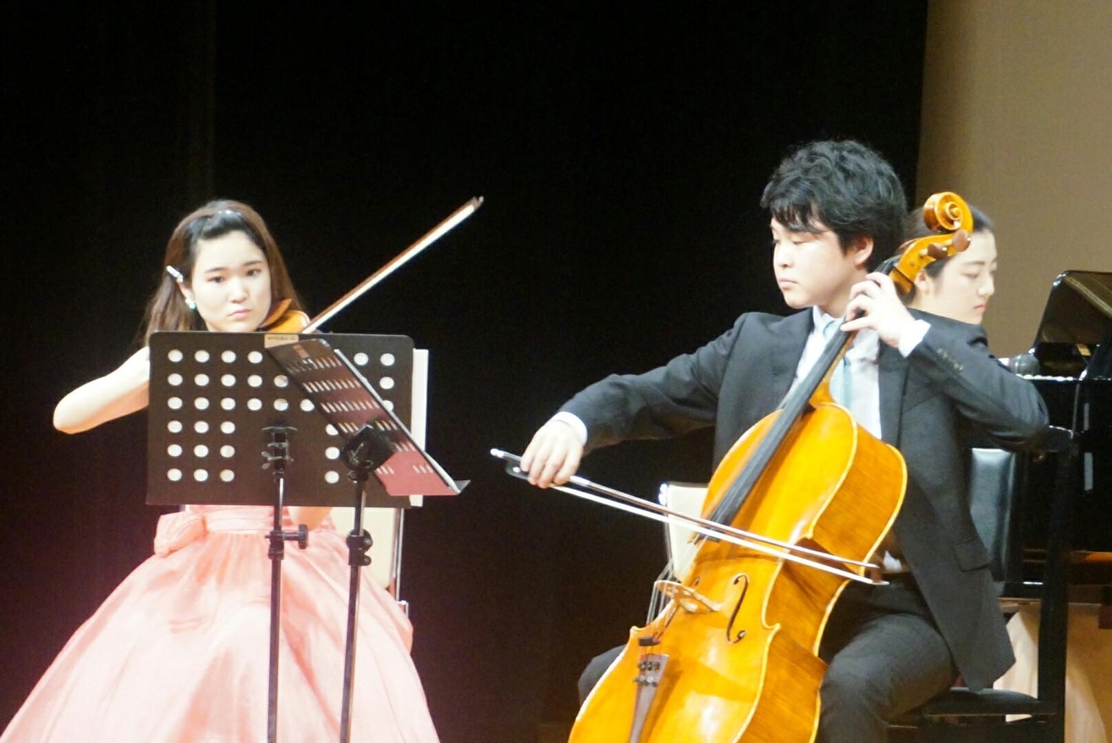Baby&Mama ART presents Vol.37「0歳からのコンサート~4本のチェロ」