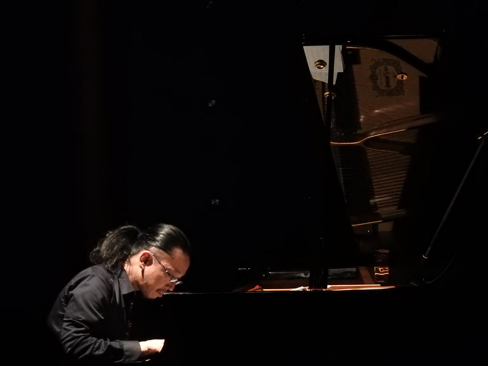 """伊藤志宏 """" ソロピアノ """" 福岡公演"""