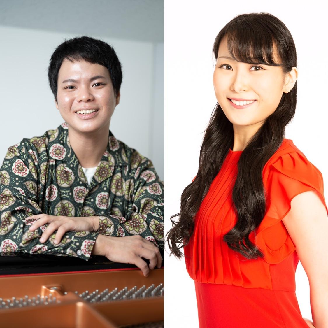 【配信】Piano & Vocal Duo !