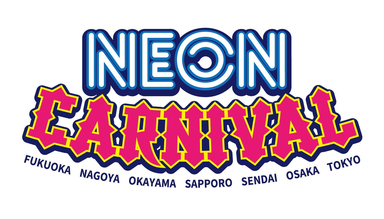『NEON CARNIVAL』in岡山CRAZYMAMA 2ndROOM【1日目】