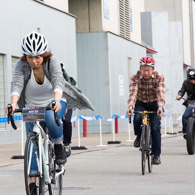 自転車の 自転車 千葉市美浜区 : CYCLE MODE international 2015の ...