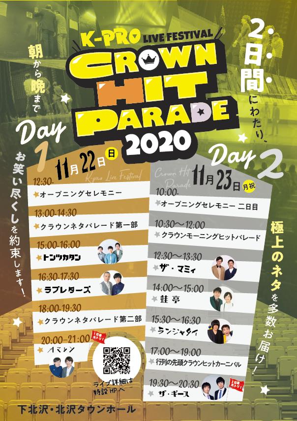 ヒット パレード 2020