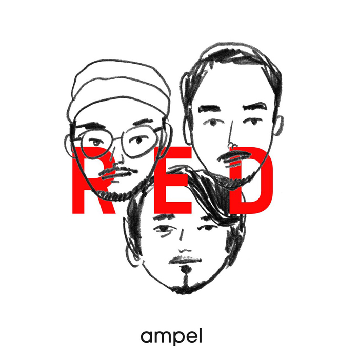 -GARAGE 25th anniversary- ampel ONEMAN LIVE『RED』