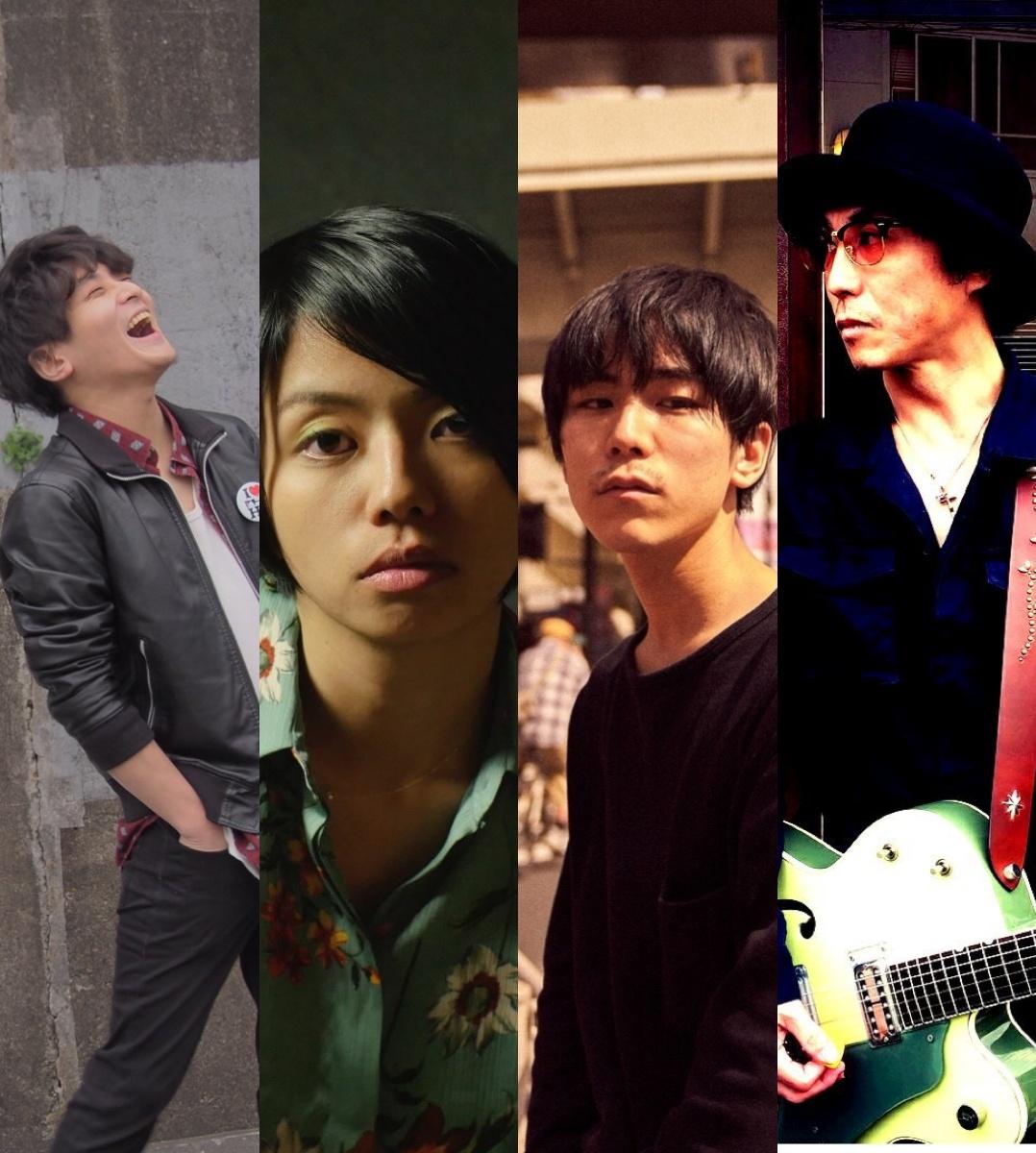 『a Song 〜この花は散らない〜』出演:荒木林太郎 / ベラ氏とヤムヒ / 安部カズキ / 岩田亮