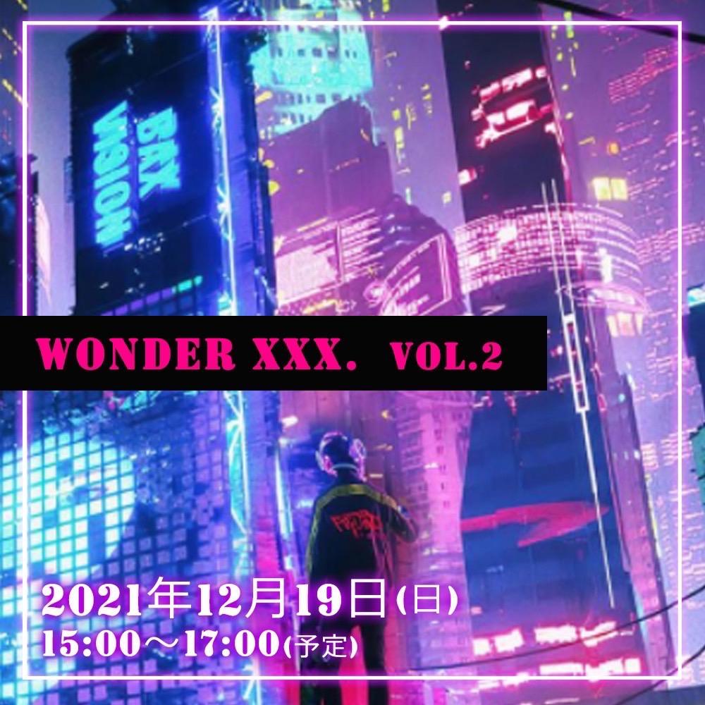 WONDER XXX.  vol.2