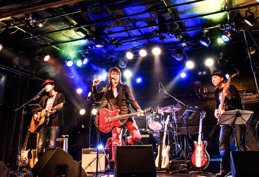 【無観客配信ライブ】TAKASHI O'HASHI & The Sound Torus -Go!Go!Go!Rock!! -