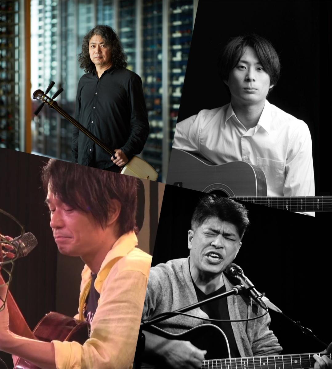 『Singin' Gypsies』出演:山影匡瑠×José / 高瀬舜 / 局洋次郎 / 栁下学