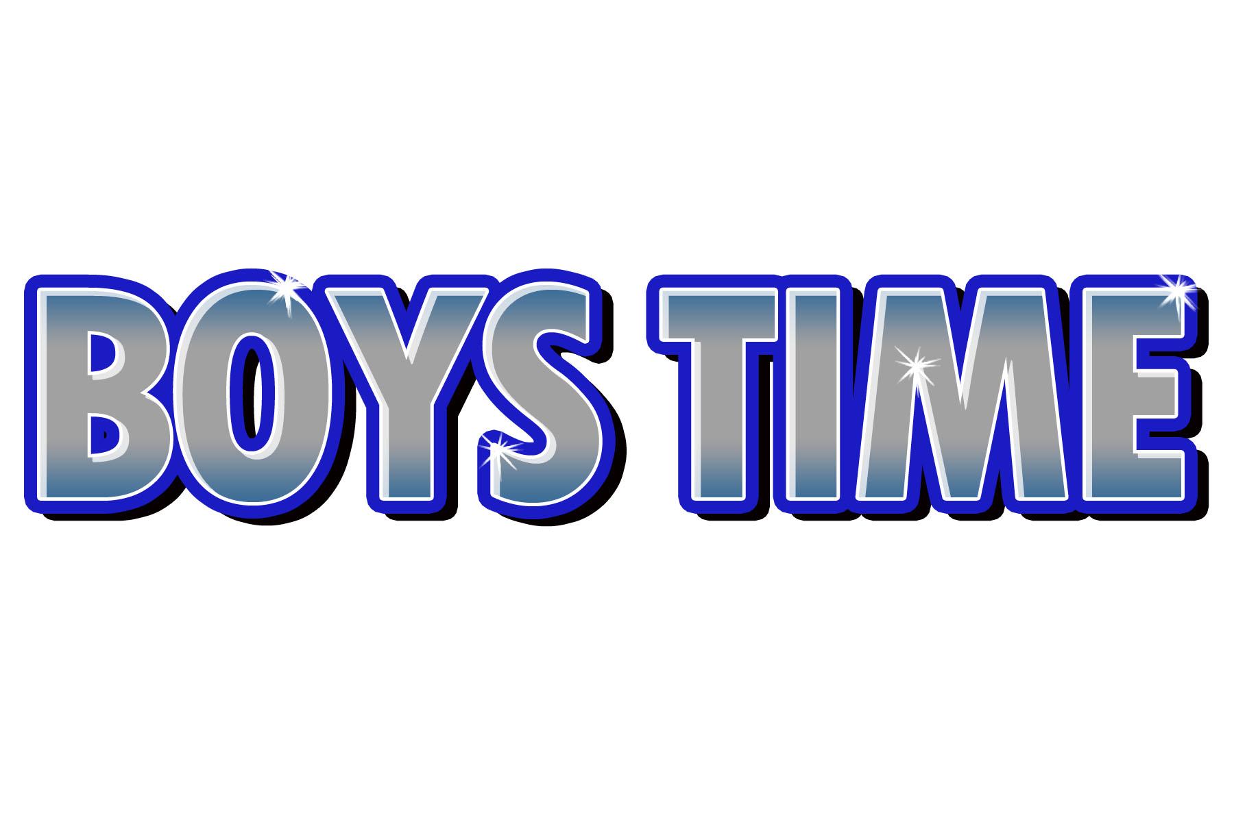 BOYS TIME 3周年記念SP