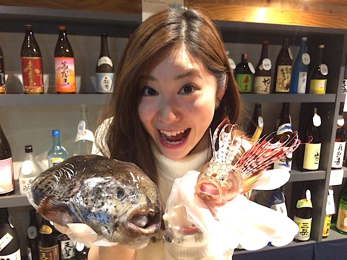 【珍怪魚フェス】世にも奇妙な魚たちの祭典!!