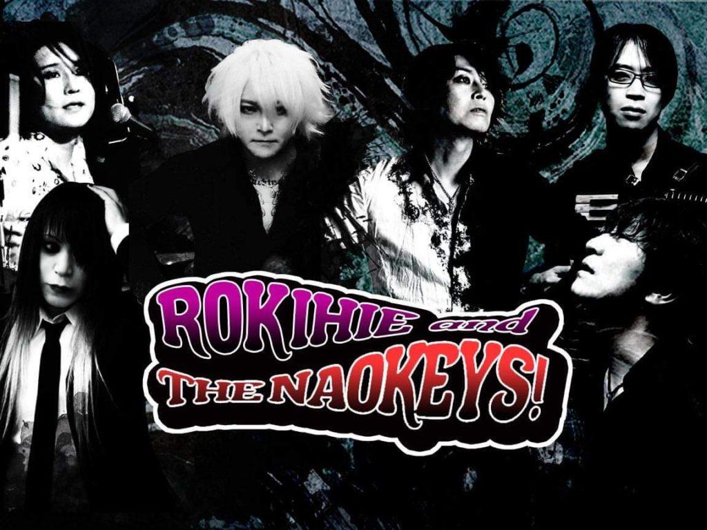 ROKIHIE&THE NAOKEYS HIROKI BIRTHDAY  one-man show
