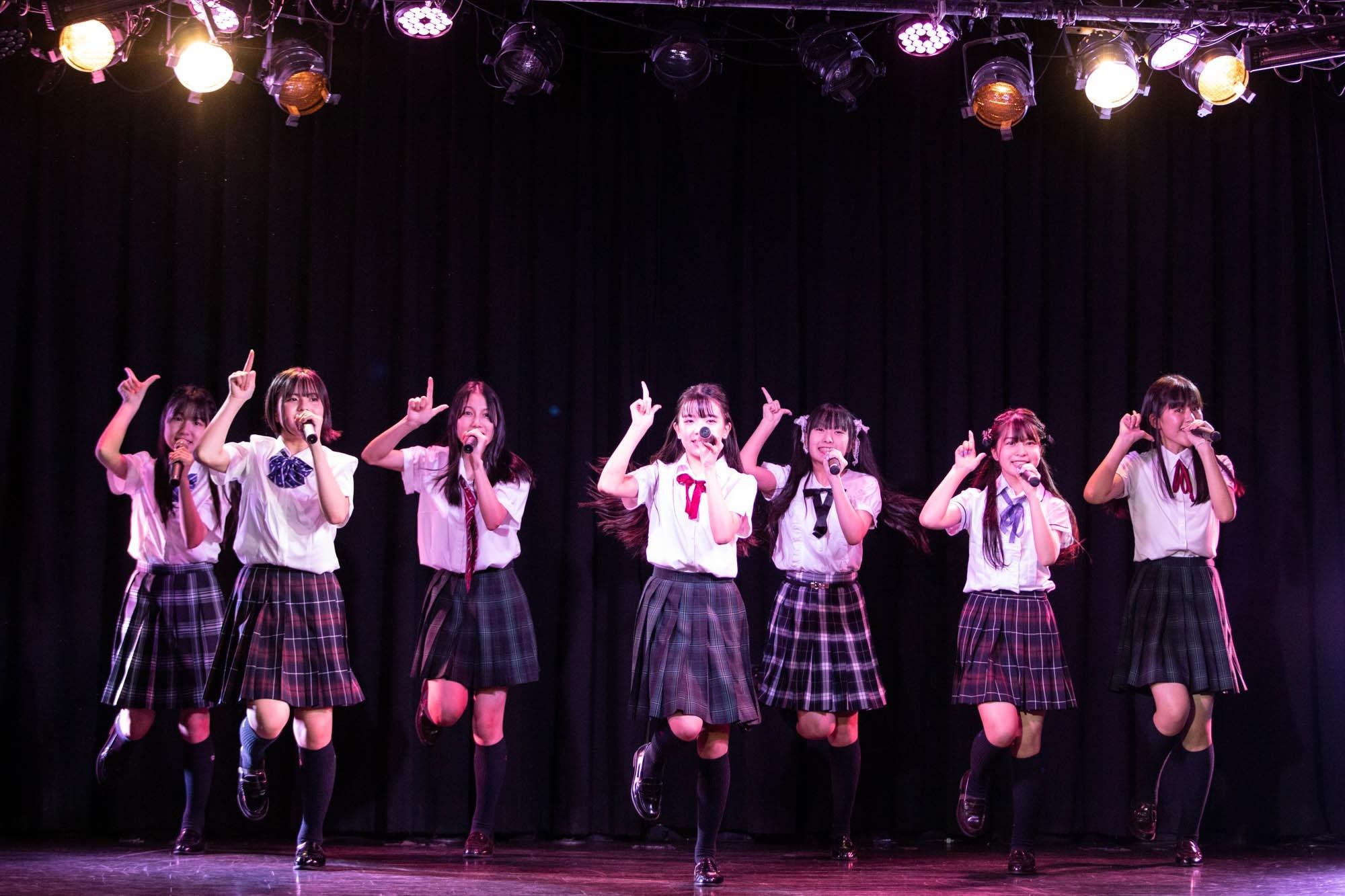 いもうとシスターズ名古屋アイドルクラス定期公演 #02