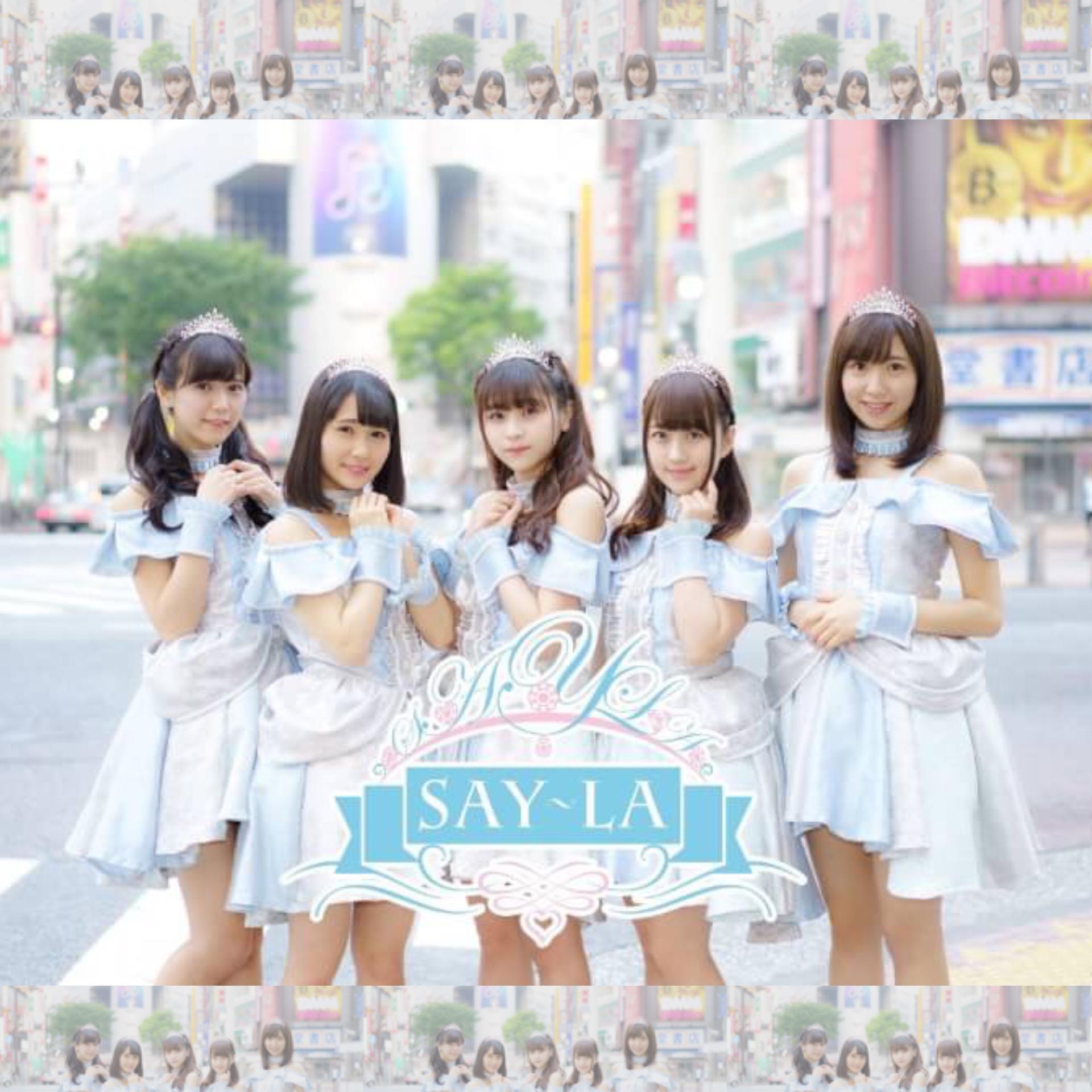 レコチョク presents SAY-LA 渋谷TSUTAYA O-EAST 単独公演 supported by WIZY