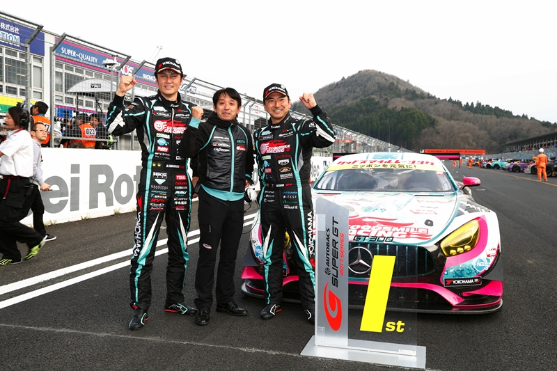 2017年 GOODSMILE RACING & TeamUKYO祝勝会