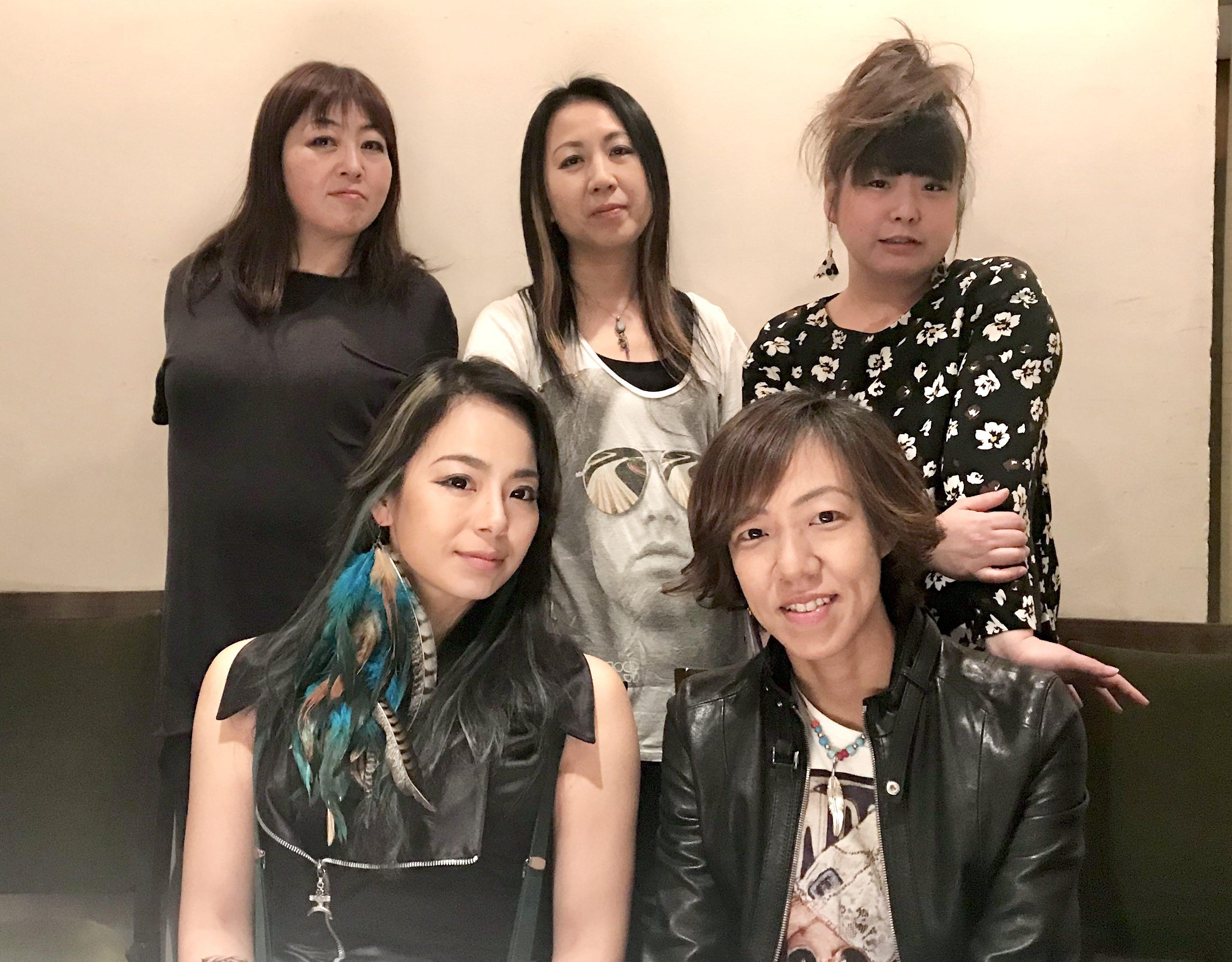 The Wonder Ladies!! バンド再起動!