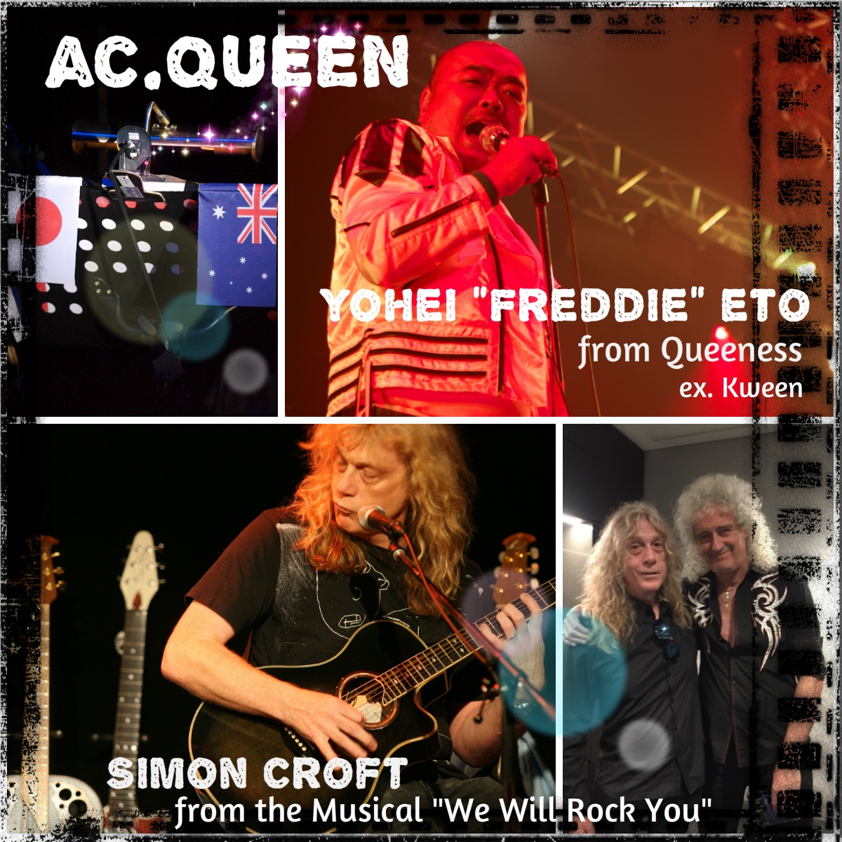 AC. QUEEN Live at まほろ座