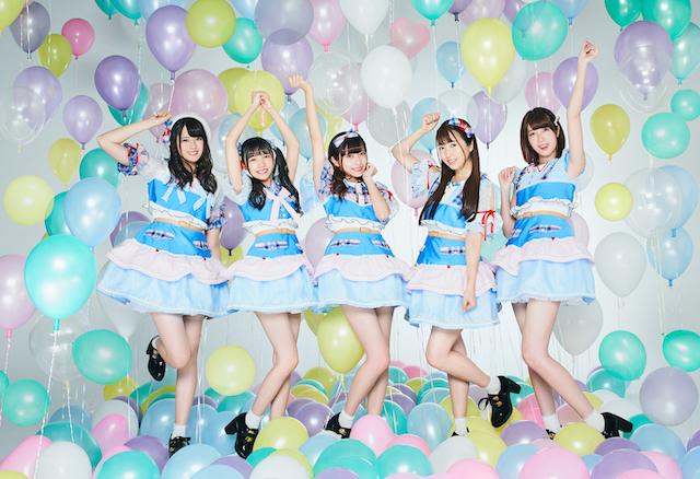 東京アイドル劇場アドバンス「Ange☆Reve公演」2019年04月28日