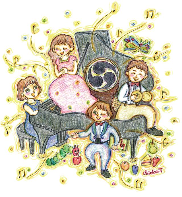 時計台コンサートNo.76「わくわく♡おんがくのひろば」
