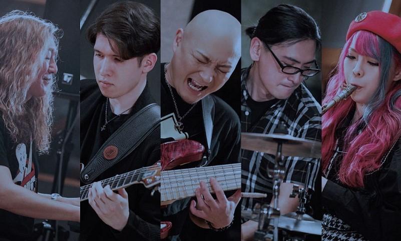 仮BAND Live 2021