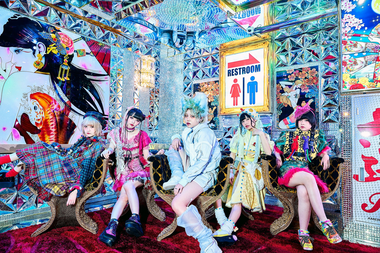 meme tokyo.『メランコリックサーカス』リリース記念イベント