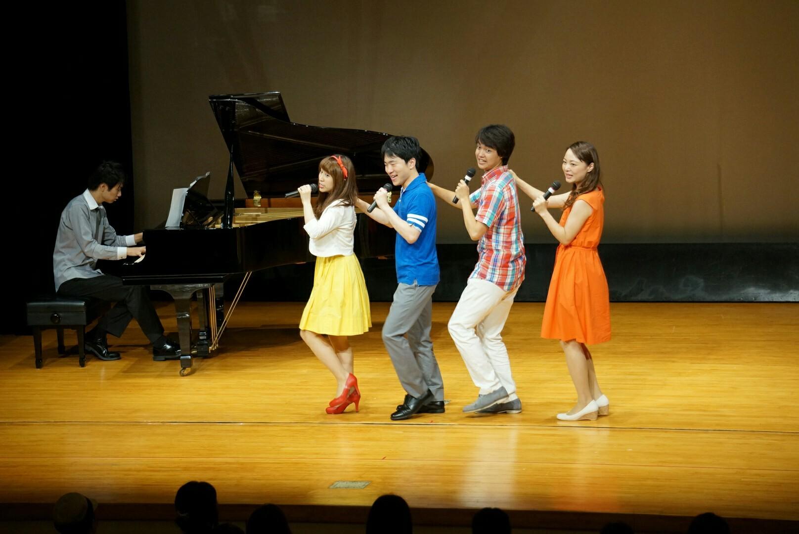 Baby&Mama ART presents Vol.17 東京藝術大学生による「0歳からのコンサート~ミュージカルハイライト公演」