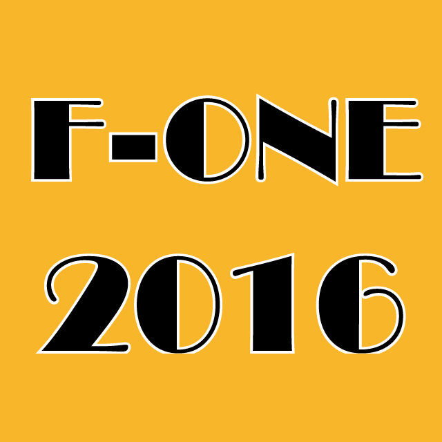 『F-ONE 2016』