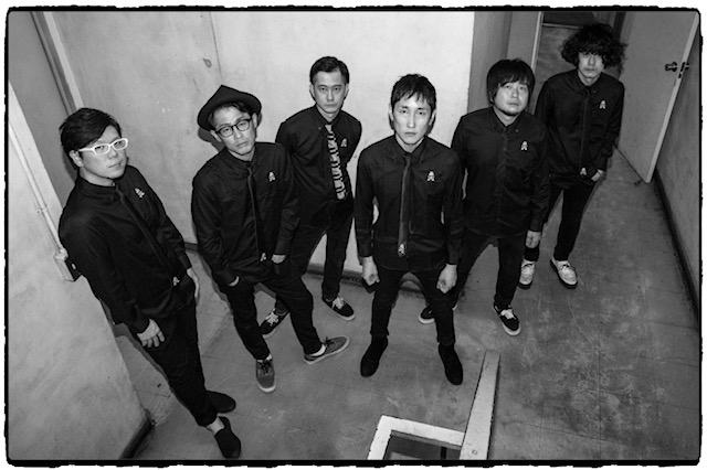 "THE LAST CHORDS/Sebastian yellow club band/吉岡James憲弘(THE BELGA) : ""BORSTAL BREAKOUT"""