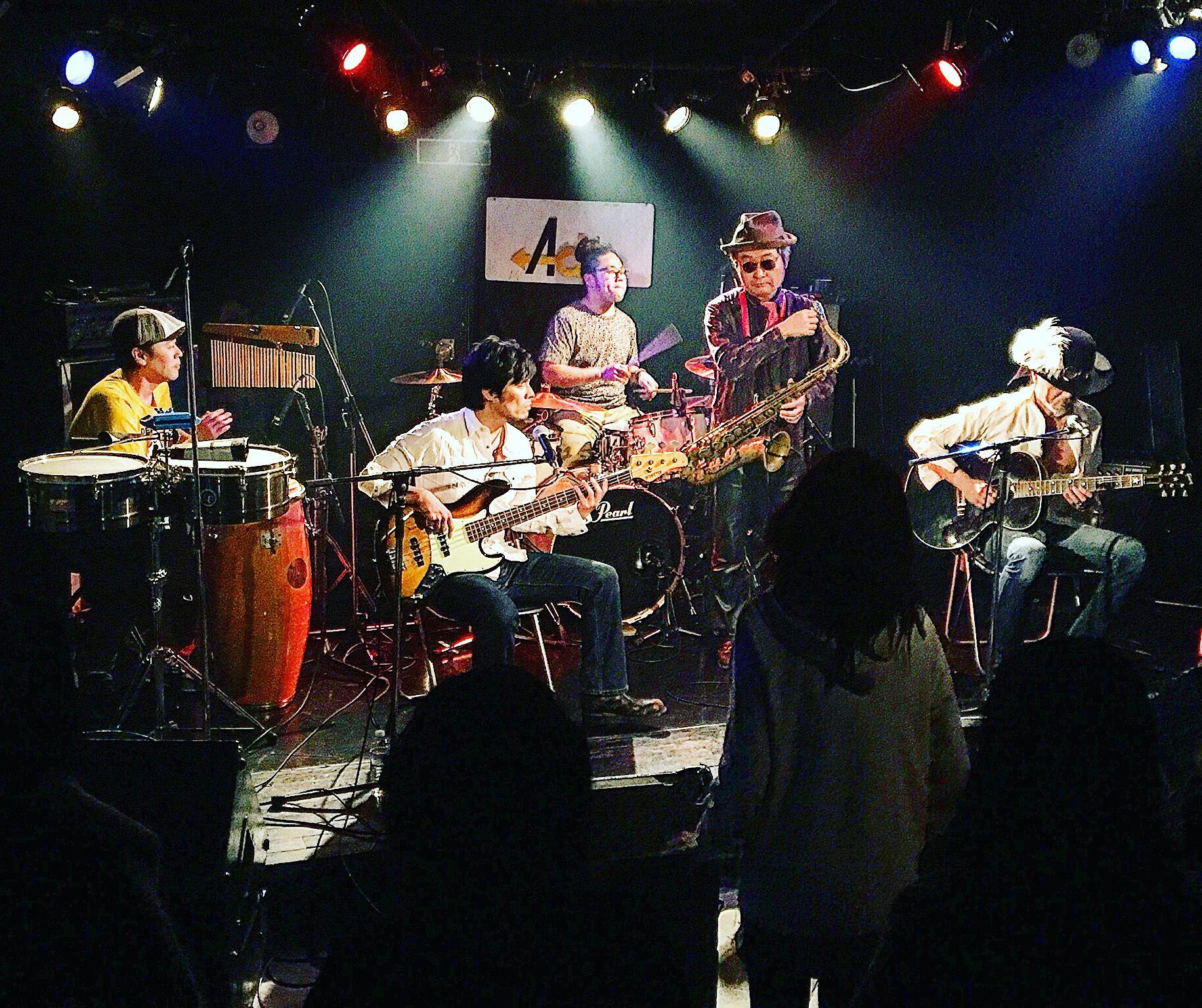 Gold Sounds presents『JAM NIGHT』