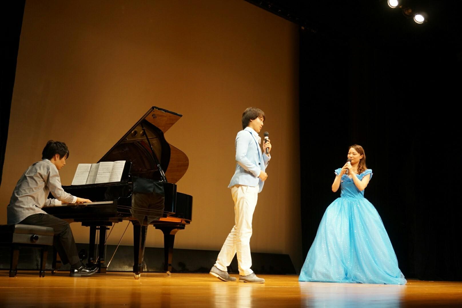 Baby&Mama ART presents 東京藝術大学生による「0歳からのコンサート~ミュージカルハイライト」