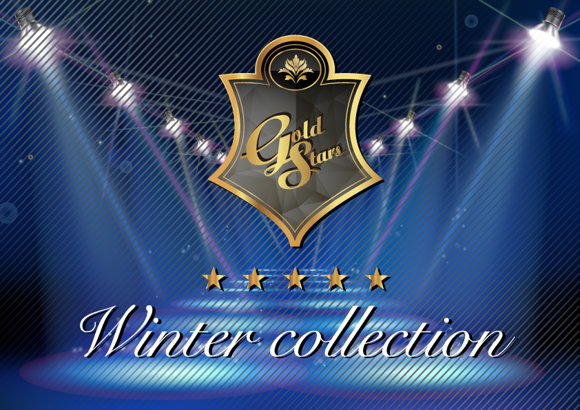 GOLDSTARS vol.10 - winter collection -