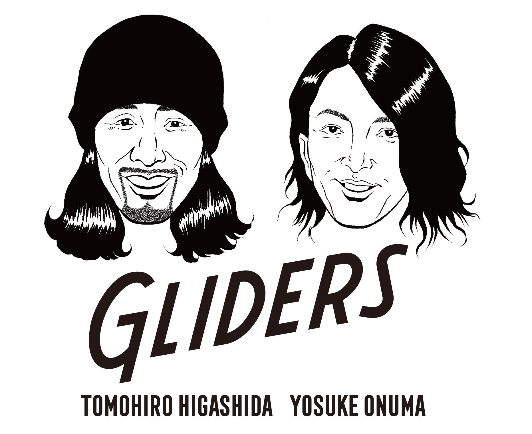 GLIDERS(東田トモヒロ 小沼ようすけ)LIVE TOUR 2019「BE-IN」長崎公演