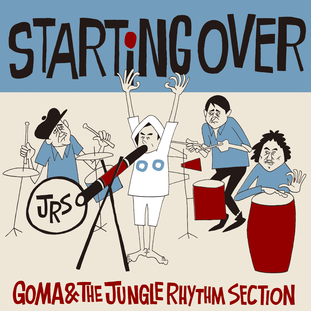 "GOMA&The Jungle Rhythm Section ""STARING OVER"" Release Party"