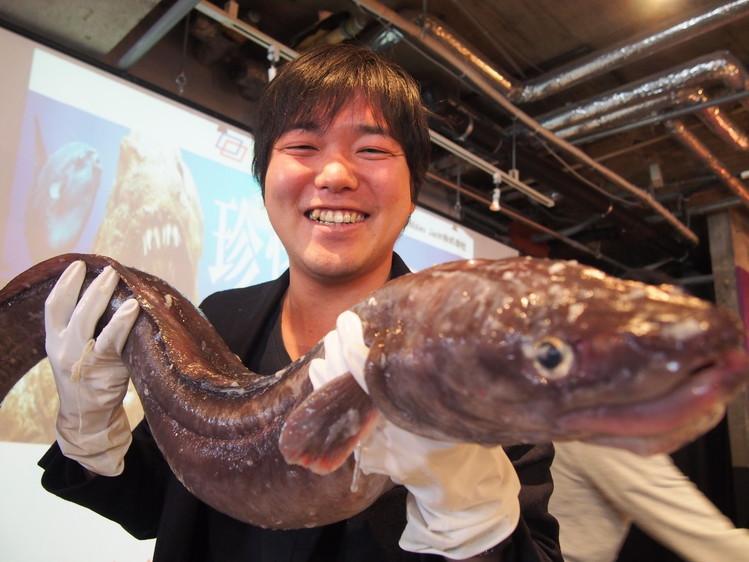 【珍怪魚を食す!!】世にも奇妙な魚たちの祭典!!